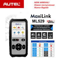 Wholesale obd scanner autel for sale - Group buy Autel MaxiLink ML529 OBD2 Scanner Car Auto Diagnostic Tool OBD EOBD Code Reader Full OBDII Diagnosis Functions PK Al519 AL529