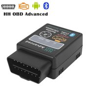 Wholesale obd tool android for sale - Group buy For Android HH OBD ELM327 PIC18F25K80 Bluetooth OBD2 Car Auto Diagnostic Scanner Tool Check Engine Fault Code Scanner