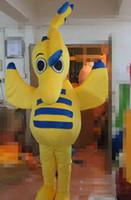 desenhos animados do hipocampo venda por atacado-Hot sale EVA Material hipocampo Trajes Da Mascote Dos Desenhos Animados Vestuário de Festa de Aniversário Masquerade