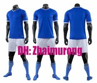 Wholesale kit name soccer for sale - Group buy 2019 Adult kit football jersey development designated any name and number please contact customer service