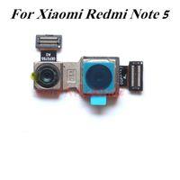 note o módulo da câmera venda por atacado-100% original de volta câmera cabo flex para xiaomi redmi note 5 câmera traseira módulo conector da fita de peças de reposição