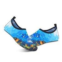 schuhe ausüben großhandel-neue schnell trockene Aqua-Socken für Outdoor-Paare sapato feminino Wohnungen Strand Schwimmen Yoga Übung Wasser Schuhe Frau # 3