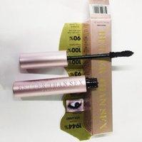 maquillaje de marca negro al por mayor-El vendedor superior de la marca mejor que sexo rimel rimel del latigazo de 48pcs impermeables negro del envío libre de DHL