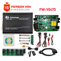 Wholesale obd chip tuning for sale - Group buy Fgtech Galletto V54 V0475 V0386 Fg tech ECU Programmer Support BDM Function no limit obd CAR Chip Tuning Tool