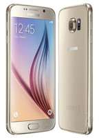 Wholesale 5.1 android cell phones for sale - Group buy 100 Refurbished Original Samsung Galaxy S6 G920F Cell Phone Octa Core GB GB MP inch G LTE
