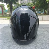 ingrosso casco pieno aperto-2018 Top caldo ARAI casco moto casco mezzo casco aperto casco casque motocross TAGLIA: M L XL XXL