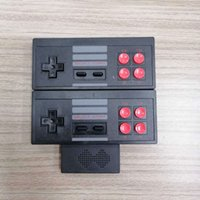 Wholesale video games pvp resale online - Extreme Mini Game Box NES AV Out TV Video Game Players G Dual Wireless Gamepads Two Player Handheld Game Console Bit System SUP PVP