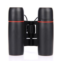 Wholesale compact night vision resale online - 30 x Zoom Binoculars Pocket Telescope Travel Folding Telescopes Day Night Vision Hunting Portable Hot Sale xxf1