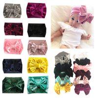 Bowknot Hairband Maus Ohren Kind Kopfbedeckung Baby-Stirnband Haar-Band