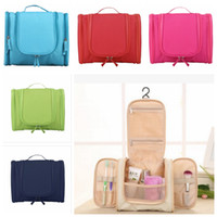 Wholesale travel for sale - Hanging Travel Storage Bag Cosmetic Bags Makeup Toiletry Holder Wash Bag for Men and Women portable storage bags FFA2099