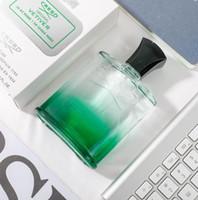 Wholesale original perfumes resale online - high quanlity Solid Perfume Creed Green Faith Original Vetiver Men s Taste Perfume for men cologne ml high fragrance good quality cz136