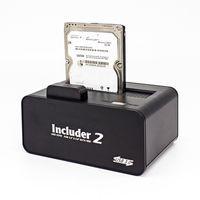 masaüstü için sabit disk toptan satış-Yüksek Hızlı 5 Gbps USB 3.0 SATA 1-Bay Harici Sabit Disk Yerleştirme Istasyonu Için 2.5 Inç 3.5 Inç SATA Dizüstü Masaüstü HDD SSD
