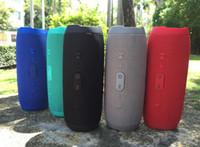 x mini-subwoofer-lautsprecher großhandel-New1PCS Charge3 Drahtloser Bluetooth Lautsprecher HIFI Mini Subwoofer Beweglicher im Freien Bluetooth Lautsprecher Sport Lautsprecher für iphone 6/7/8 / X / Xmax JBL