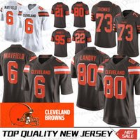 Top Wholesale Cleveland Browns Jerseys for Resale Group Buy Cheap