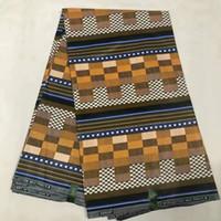 ingrosso stampa di cera di java-Il prezzo all'ingrosso di alta qualità stampe africane java della cera delle stampe dei tessuti (lotto 6yards) tessuto della cera del JAVA del cotone africano di ankara! OT-4170