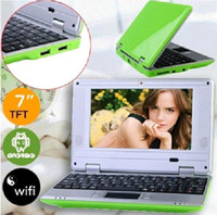 Wholesale ddr3 tablet online - UPS FEDEX FREE WM8850 Android inch VIA Cortex A9 GHz Tablet PC MB GB RAM GB Hz DDR3 Laptop