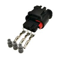 AMP TE 1488991-1 3Pin reversing radar probe electric eye plug connector for  Ford, Land Rover,Range Rover, etc 3 Pin