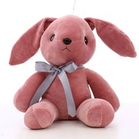 Wholesale color video games resale online - Easter New Brand Color Rabbit Plush Toy Mamas Papas Baby Doll CM Cute Bunny Baby Kids Stuffed Animal Millie Boris Rabbit Sleeping