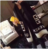 nuevos diseños bufandas al por mayor-2020 Nuevo diseño de cachemira principal diseñador de la bufanda bufanda de cachemir marca de moda bufanda de lana impresa