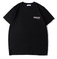 erkekler için markalı tişört toptan satış-2019 Erkekler gri T Shirt gc marka birçok renkler logo Mektup Baskılı T-shirt Kısa Kollu Erkek kadın Hip Hop Sokak Stil Üstleri Tee Gömlek Homme