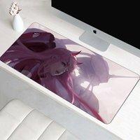fare oyun meraklısı toptan satış-Siancs 80x40 cm Büyük Xl Sevgilim Franxx Mouse Pad kaymaz 02 Anime Seksi Mousepad Oyun Gamer Fare Klavye Mat T190628