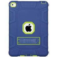 ipad silikonkasten für kinder großhandel-Stoßfeste Tasche für Apple iPad 6 Zoll New Ständer Kinder Silikon-harten Ganzkörper-Schutzhülle für das iPad