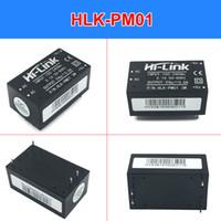 Wholesale Cheap Supplys AC DC converter module HLK PM01 v to v mini isolateded supply module power transmission