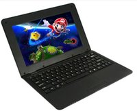 Wholesale cheap laptops online - sell pieces brand new android opeation system computer PC inch size cheap student PC