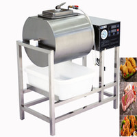 Wholesale salted food for sale - Group buy 35L L L V W Electric Vacuum Food Pickling Machine Meat Salting Machine Marinator Shipping