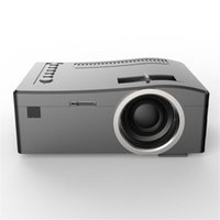 Wholesale tv cinema for sale - Group buy HIPERDEAL Mini Projector Mobile Phone P HD LED Home MulitMedia Theater Cinema USB TV VGA SD HDMI Mini Projector Apr19