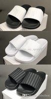 Wholesale foam rubber adhesive for sale - Group buy Baseball League Casual Sports Slipper Men Women Slide Sandals Flat Flip Flops Flat shoe Designer Shoes Lightweight foam sole