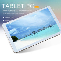 Wholesale unlocked tablets resale online - FENGXIANG inch For Android Tablets MP Pixel mAh G G Octa Core Tablets Fingerprint Unlock PC