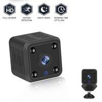 ingrosso nascondere la fotocamera per la casa-Casa Mini telecamera Wireless 1080P HD Security Monitor Cam telecamera Micro portatile con Motion Detection Supporto carta di TF nascosta