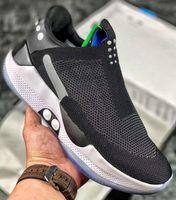 chaussures de basket vert fluorescent achat en gros de-2019 Vente Pas Cher Adapter BB Sneakers Fluorescent Vert Noir Designer x Mode Casual Chaussures De Basketball Hommes Baskets des chaussures Taille 40-46