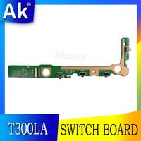 Wholesale laptop power boards for sale - Group buy original laptop T300L T300LA POWER BOTTON SWITCH BOARD T300LA PWR BOARD test good