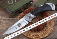 ingrosso coltello da caccia di caccia 58hrc 7cr17mov-Browning Elk Ridge CUT counter strike Rescue Bowie Coltello da campeggio di caccia di salvataggio coltello tattico da caccia coltello da campeggio spedizione gratuita