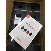Wholesale sealing cell phone boxes for sale – best 2019 Top Quality W1 chip Wireless Headphones Stereo Gaming Headset With Sealed Retail Box Dropshipping DHL