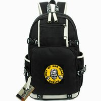 Wholesale skate bags resale online - Shut up and skate backpack Zorlac style day pack Skids street school bag Computer packsack Quality rucksack Sport schoolbag Outdoor daypack