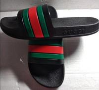 ingrosso vendita di stivali di marca-Italy Brand Slippers Designer Sandali Designer Scivoli Animal Design Huaraches Infradito Mocassini Sneakers Donna uomo Stivali