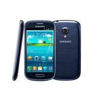 основной сенсорный экран галактики оптовых-Samsung I8190 Galaxy SIII Телефон S3 mini 3G WCDMA Wi-Fi GPS 5MP Камера 1500 мАч Andorid Двухъядерный сенсорный экран Оригинальный восстановленный смартфон