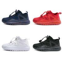 ingrosso scarpe ventilate-12 taglie vendita calda marca bambini scarpe sportive casuali ragazzi e ragazze sneakers bambini ventilare scarpe da corsa per bambini b
