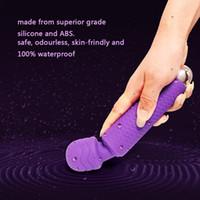 мастурбация для фаллоимитатора оптовых-Dragon scale AV stick G спортивный вибратор Dildo для женского клитора, мастурбации, флирта, секс-игрушки