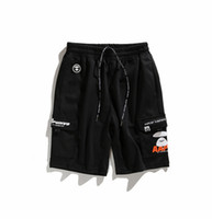 Wholesale men pant pattern for sale - Group buy Aape Mens Shorts Mens Designer Shorts New Fashion Casual Board Pants Men Summer Style Swimming Shorts Mens Designer Short