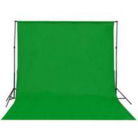 ingrosso sfondo musulmano verde-MLLSE Cotton Chromakey Green Screen Mussola Fondale Fotografia Fotografia Sfondo DA0529-DA0533