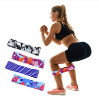 Wholesale butt hips resale online - GR Hip Resistance Band Booty Elastic Bands Workout Exercise for Legs Thigh Glute Butt Squat Bands Fitness Yoga Training Gym