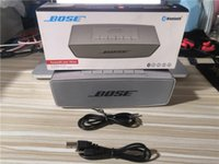 Wholesale portable active bluetooth music player for sale - Group buy 2019 BOSE Soundlink mini speakers bluetooth Portable active Bose bluetooth music player BOSE Soundlink mini speakers bluetooth car
