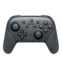 nintendo joysticks großhandel-NEU Bluetooth Fernbedienung Pro Gamepad Joypad Joystick Für Nintendo Switch Pro Console Top Qualität