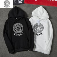 hoodies conçus par les hommes achat en gros de-Nouveau Mode Couples Hommes Femmes Unisexe Design Personnalisé 3D Imprimer Hoodies Pull Sweat Veste Pull TopS - 3XL