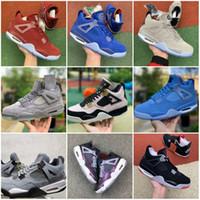 Wholesale coolest canvas shoes resale online - Georgetown Hoyas Oklahoma Sooners PE Florida Gators Basketball Shoes s UNC Powder Blue Kaws Cool Grey Silt Red Mens Designer Sneakers