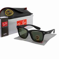 Wholesale black purple eyeglass frames for sale - Group buy Metal Pilot Sunglasses Men Women Oval Frame frog mirror Prescription Athletic Eyeglasses Retro Designer Sun glasses High End Spectacles